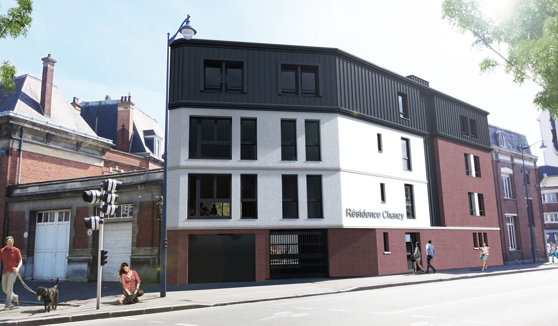 Logements neufs Arras Résidence Chanzy - BPROM Immobilier