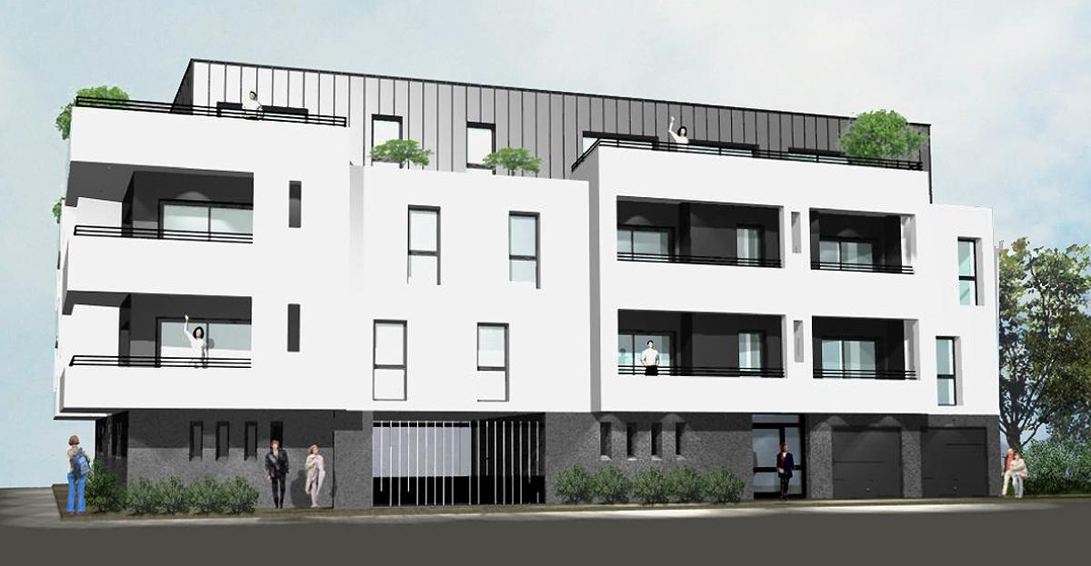Logements neufs Arras Résidence Crinchon - BPROM Immobilier